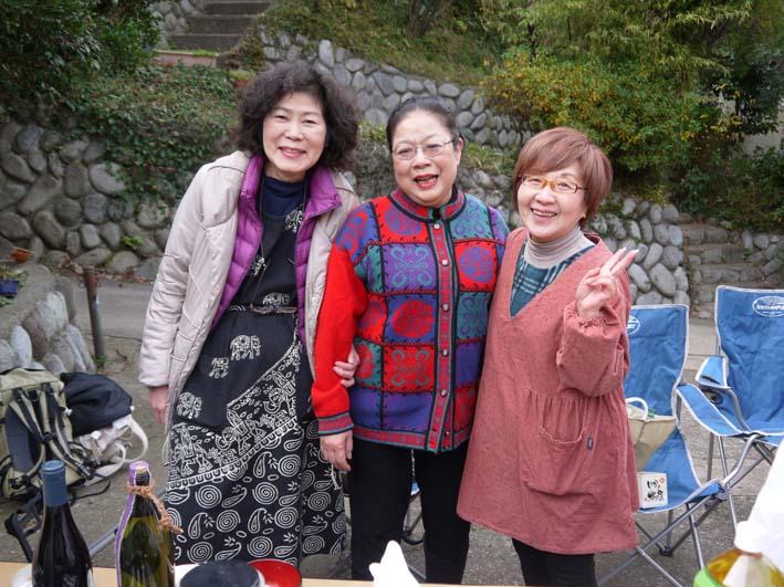 北鎌倉で餅つき3題①カッちゃん邸に湧水ネットの仲間集合_c0014967_21263913.jpg