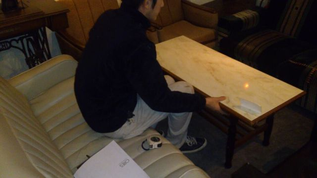 寺垣太郎 謹製 NEW テーブル_e0115904_23184943.jpg
