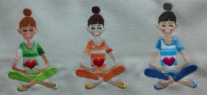 珍しいコーヒーと、女の子の刺繍♪_c0316026_21411100.jpg