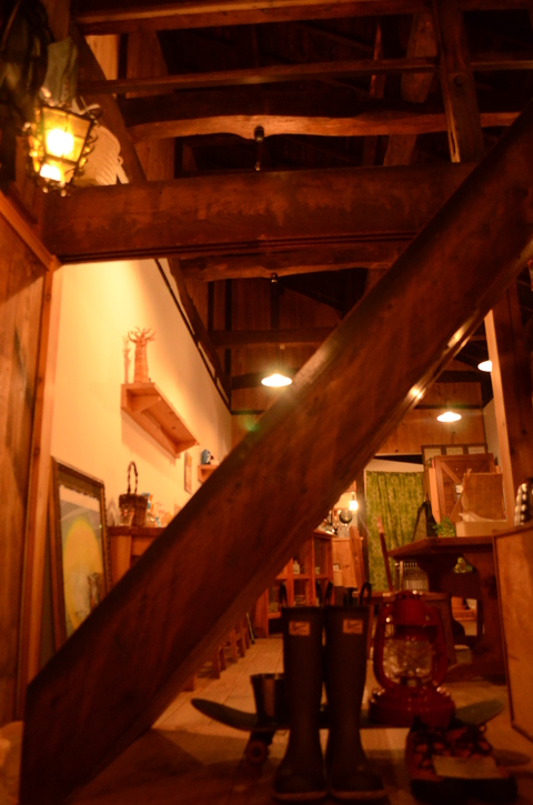 ミルの階段。_b0207642_1342053.jpg