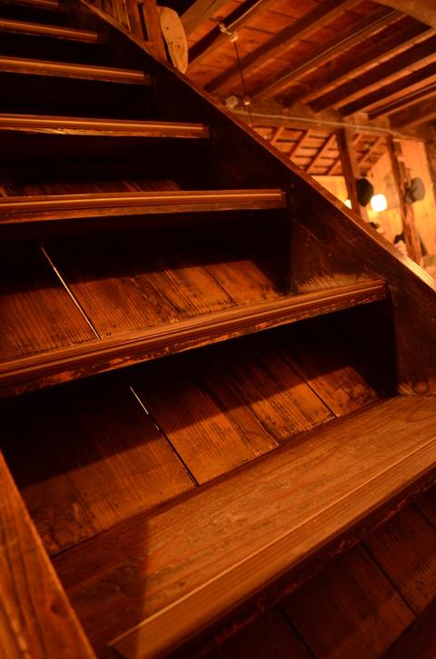 ミルの階段。_b0207642_13553325.jpg
