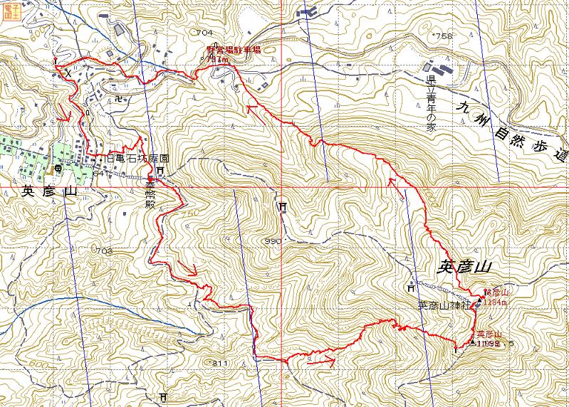 登り納めはやはり英彦山へ_e0164643_15143776.jpg