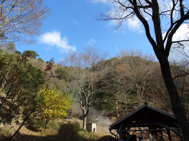 孝子の森で望年会_c0108460_23234358.jpg