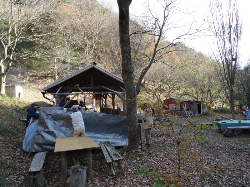 孝子の森で望年会_c0108460_23234380.jpg