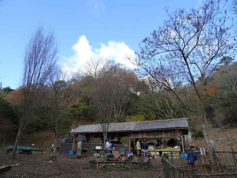孝子の森で望年会_c0108460_23234482.jpg