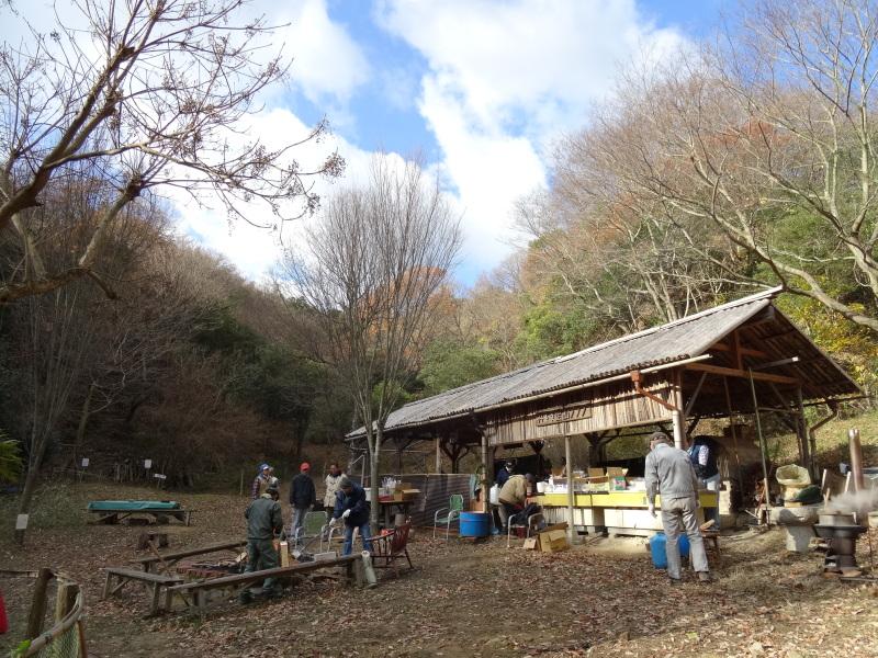 孝子の森で望年会_c0108460_23234607.jpg