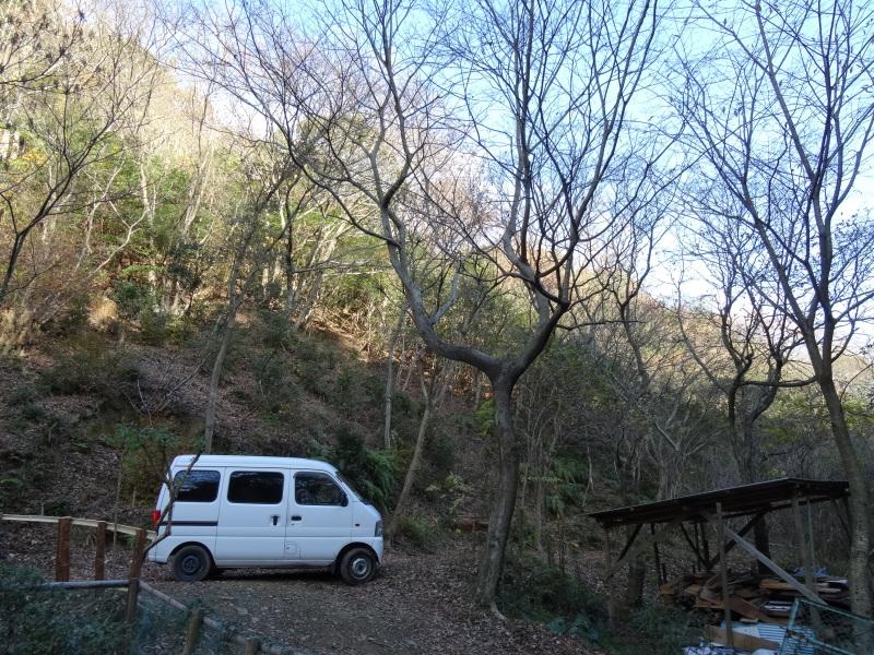 孝子の森で望年会_c0108460_23590972.jpg