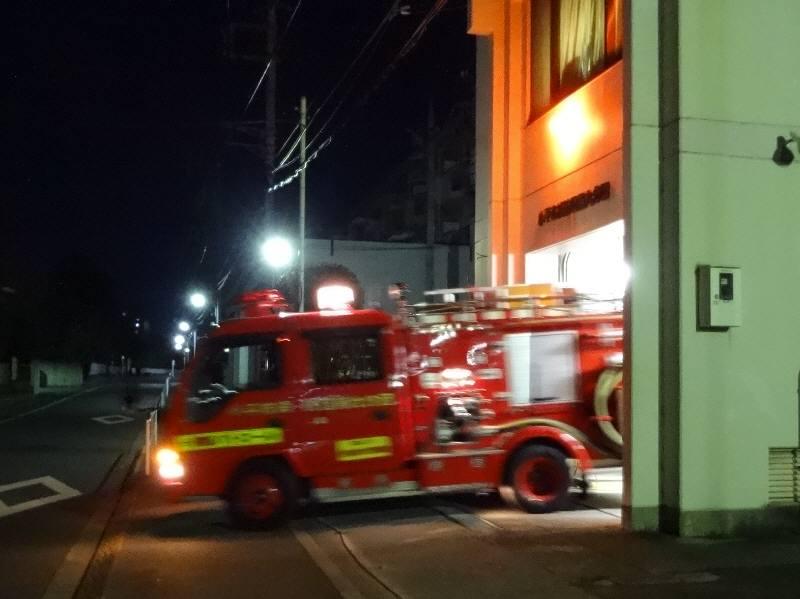 小平市消防団年末特別警戒_f0059673_0184061.jpg