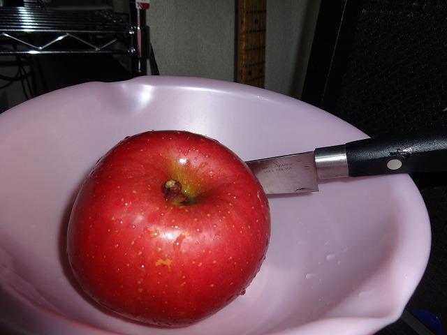 食後のりんごは最高_d0061678_22443951.jpg
