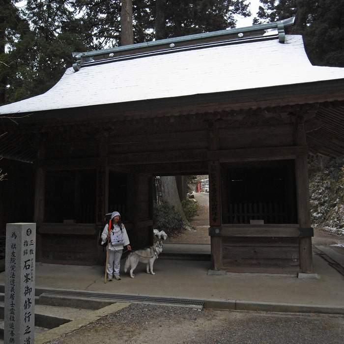 Memory of the second pilgrimage with husky HANA II_c0049299_19352241.jpg