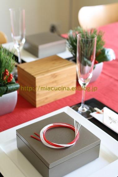 お正月のテーブル支度_b0107003_2142531.jpg