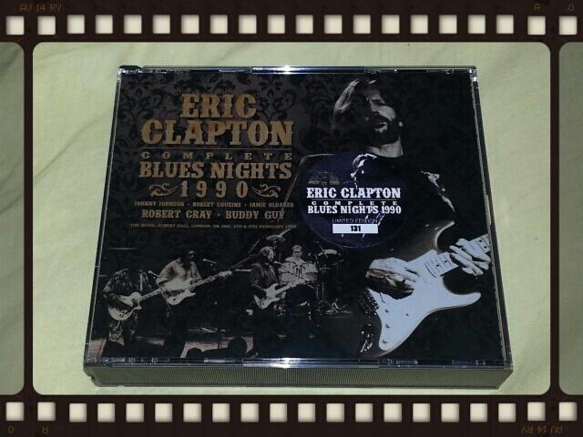 ERIC CLAPTON / COMPLETE BLUES NIGHT 1990_b0042308_1425088.jpg