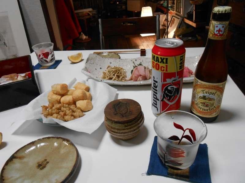 2013年もあとわずか、博多座で文楽鑑賞。昼の部と夜の部の間にお弁当です。_a0095931_13541136.jpg