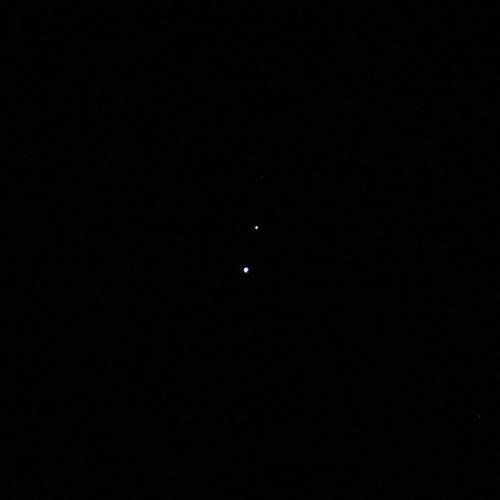 今朝の月(月齢26.8)、ズベンエルゲヌビ(二重星)_e0089232_05580329.jpg