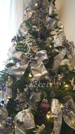 2013年REKETTオリジナルクリスマスツリー~♪_f0029571_017503.jpg