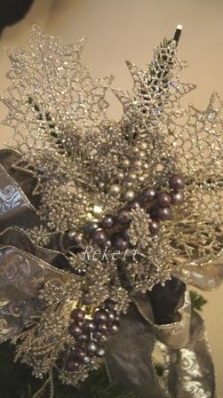 2013年REKETTオリジナルクリスマスツリー~♪_f0029571_0375329.jpg
