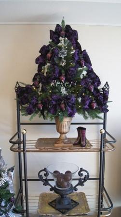 2013年REKETTオリジナルクリスマスツリー~♪_f0029571_2222573.jpg