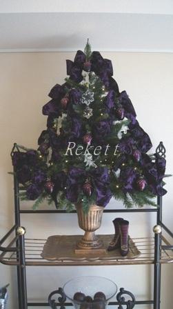 2013年REKETTオリジナルクリスマスツリー~♪_f0029571_2232591.jpg