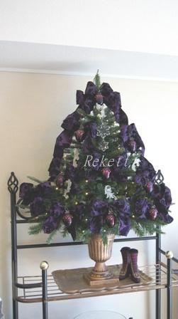 2013年REKETTオリジナルクリスマスツリー~♪_f0029571_2283551.jpg