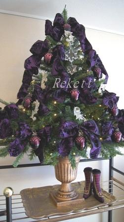 2013年REKETTオリジナルクリスマスツリー~♪_f0029571_2303985.jpg