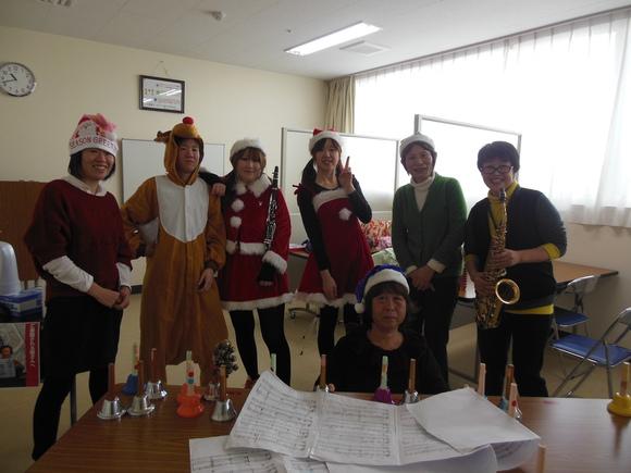 蓮田園クリスマス会☆_e0040673_14592819.jpg