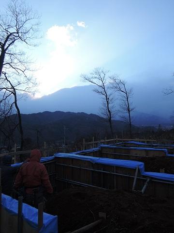 長坂町Y下さん邸の現場より 9_a0211886_23433575.jpg