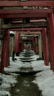 上山市・栗川稲荷神社へ参拝_f0168392_20592015.jpg