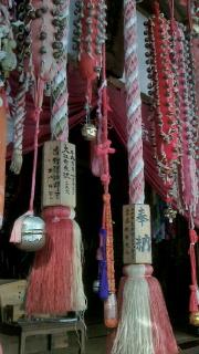 上山市・栗川稲荷神社へ参拝_f0168392_21084814.jpg