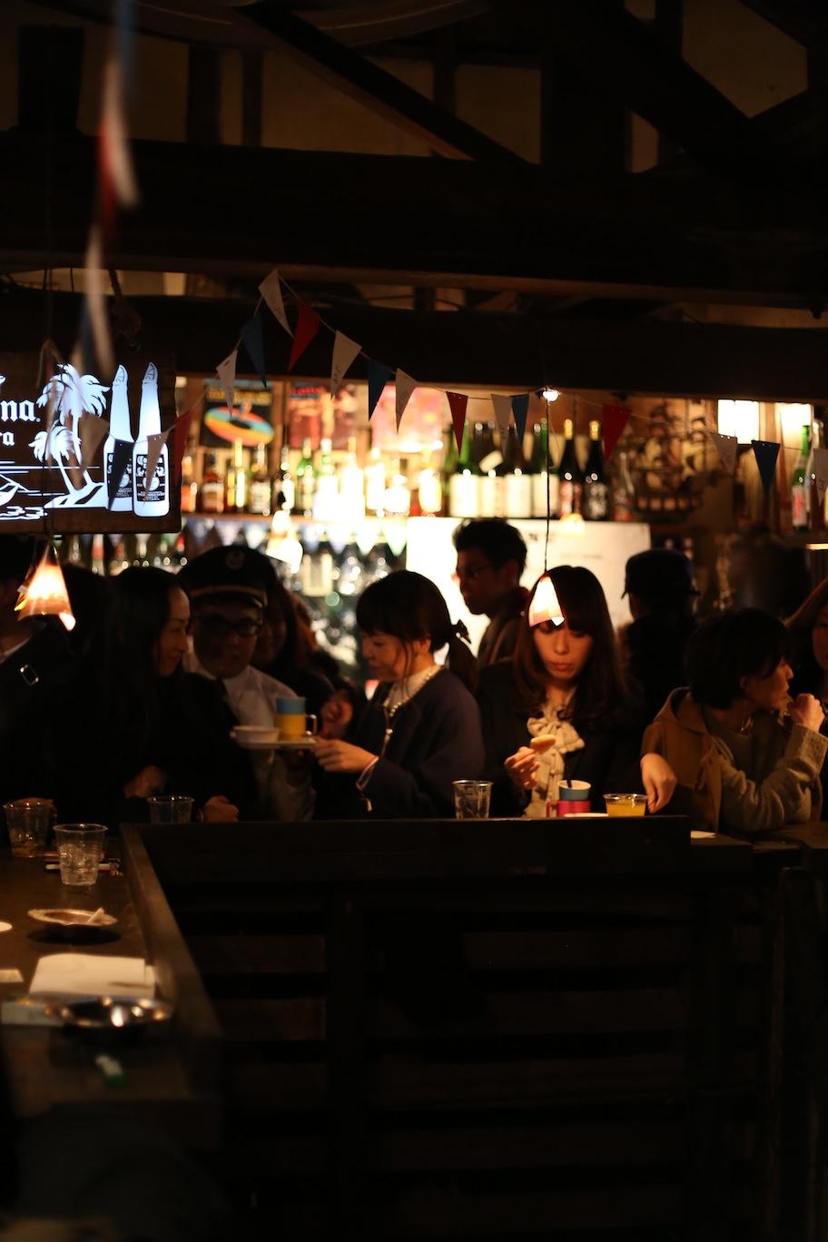 "\""Rue de Valse\"" Shikoku Tour TAKAMATSU in 黒船屋_d0081605_2581346.jpg"