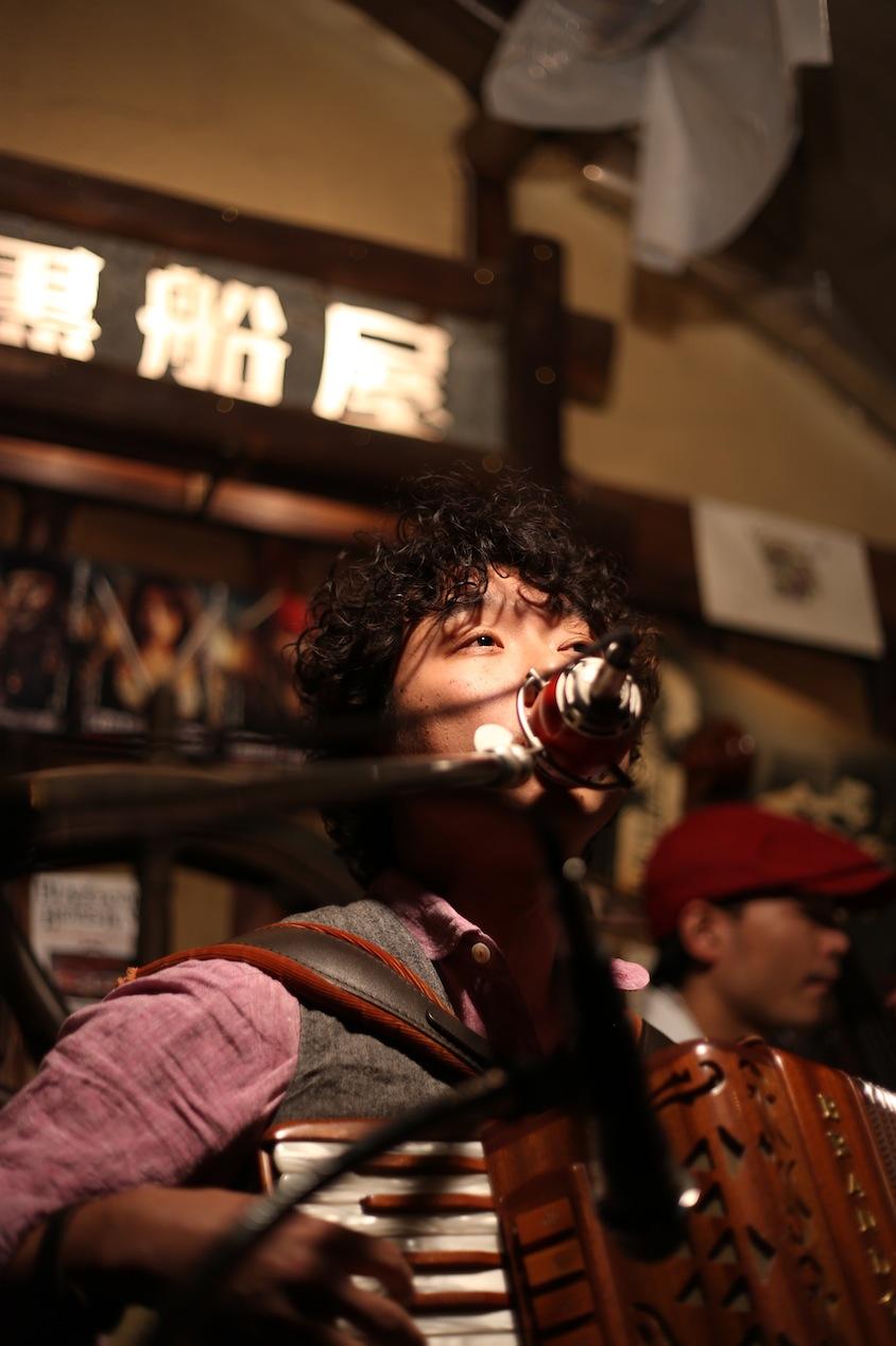 "\""Rue de Valse\"" Shikoku Tour TAKAMATSU in 黒船屋_d0081605_2582152.jpg"