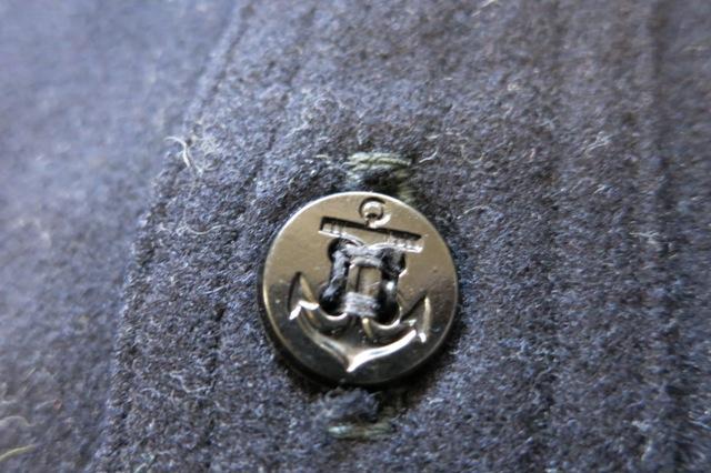 1月2日(木) 新春 入荷商品!! #8 30'S- U.S NAVYプルオーバーC.P.Oシャツ!_c0144020_15535651.jpg