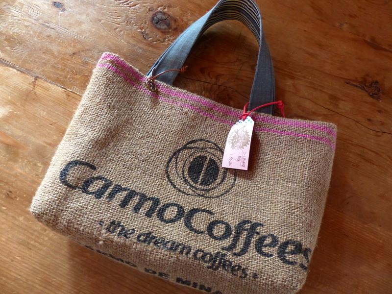 コーヒー豆・麻袋バック_a0288621_23502724.jpg