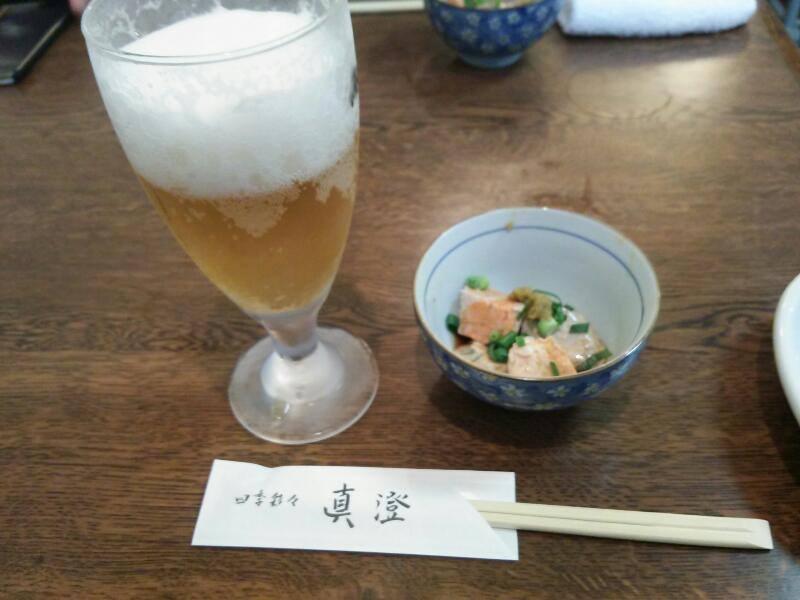 お花茶屋の居酒屋「真澄」で忘年会_e0089232_15252994.jpg