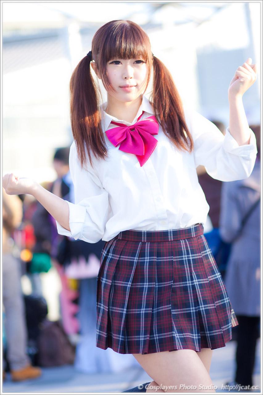 【C85】コスプレ写真 コミケ 2日目 速報版_b0073141_128090.jpg