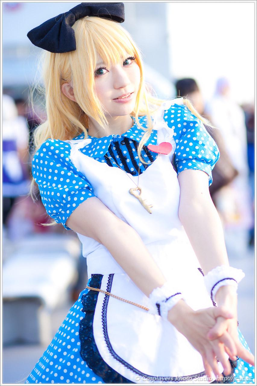 【C85】コスプレ写真 コミケ 2日目 速報版_b0073141_1281751.jpg