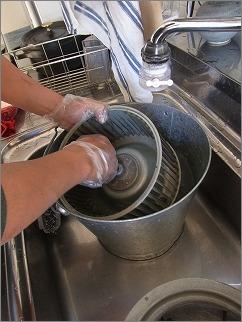 【 キッチン大掃除と汚れ防止策 】_c0199166_1503445.jpg