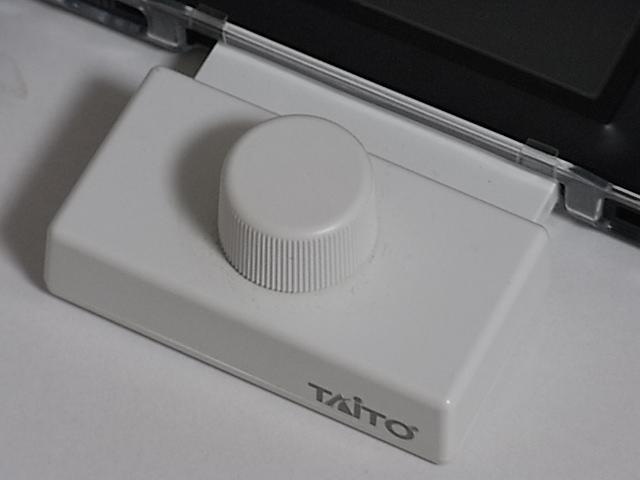 【レビュー】タイトー パドルコントローラDS_c0004568_19204063.jpg
