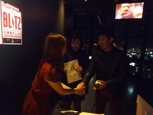 東京タワーclub333、東急プラザ蒲田Xmasコンサートありがとう!_e0261371_16505866.jpg
