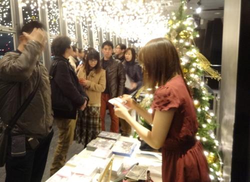 東京タワーclub333、東急プラザ蒲田Xmasコンサートありがとう!_e0261371_16571608.jpg