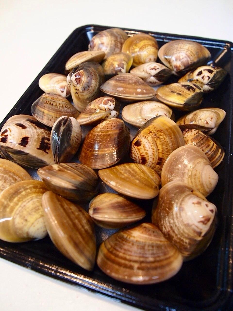 蛤とわかめ鍋_a0258686_1418226.jpg