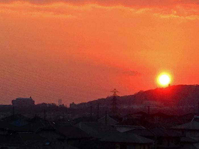 今年の最後の夕日_e0016894_17264742.jpg