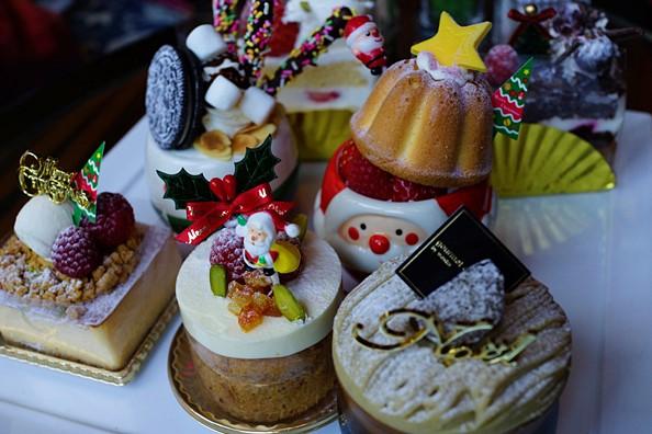 ウェスティンホテル東京のクリスマスイルミネーション_b0145398_21575751.jpg