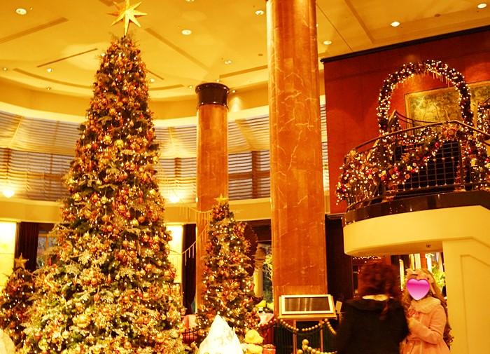 ウェスティンホテル東京のクリスマスイルミネーション_b0145398_2157919.jpg