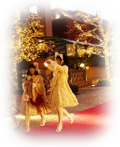 ウェスティンホテル東京のクリスマスイルミネーション_b0145398_22114672.jpg