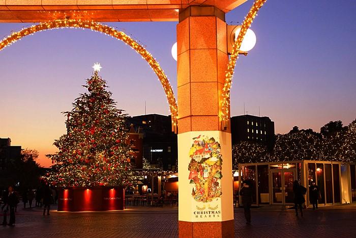 恵比寿ガーデンプレイスのクリスマスイルミネーション2013_b0145398_22302011.jpg
