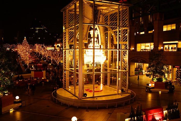 恵比寿ガーデンプレイスのクリスマスイルミネーション2013_b0145398_22303081.jpg