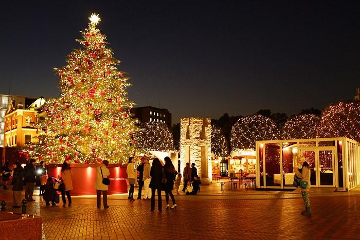 恵比寿ガーデンプレイスのクリスマスイルミネーション2013_b0145398_22305993.jpg