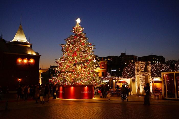 恵比寿ガーデンプレイスのクリスマスイルミネーション2013_b0145398_2230887.jpg