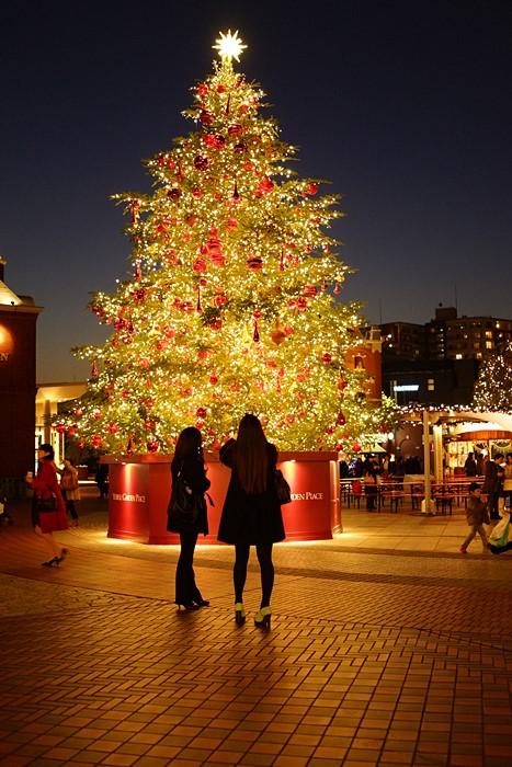 恵比寿ガーデンプレイスのクリスマスイルミネーション2013_b0145398_22311820.jpg