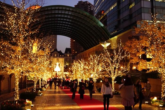 恵比寿ガーデンプレイスのクリスマスイルミネーション2013_b0145398_22313011.jpg